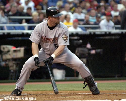 Jeff  Bagwell, Houston Astros Mandatory Image Credit:  Icon Sports Media
