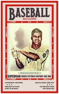 Baseball Magazine-October 2015 issue