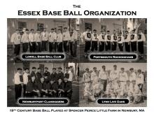 Photo Courtesy: Essex Base Ball Organization